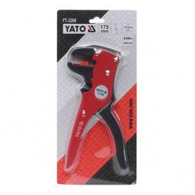 YT-2268 Pinza pelacables de YATO herramientas de calidad
