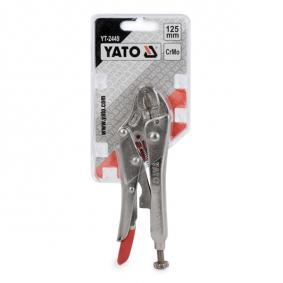 YT-2449 Vise-grip Pliers from YATO quality car tools