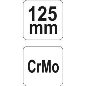 YATO Cęgi zaciskowe (YT-2449) w niskiej cenie