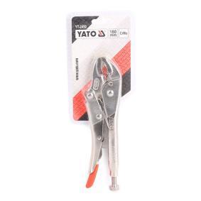 Cęgi zaciskowe YT-2450 YATO