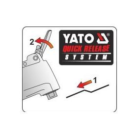 YT-34691 Set slijpschijven, multifunctionele schuurmachine van YATO gereedschappen van kwaliteit