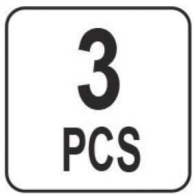 Zestaw tarcz szlifierskich, szlifierka wielofunkcyjna od YATO YT-34691 online