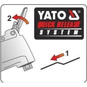YT-34691 Jogo de discos abrasivos, lixadeira de YATO ferramentas de qualidade