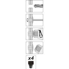 YATO Rivettatrice per rivetti ciechi (YT-36007) ad un prezzo basso