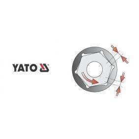 YATO Steckschlüsseleinsatz YT-3807 Online Shop