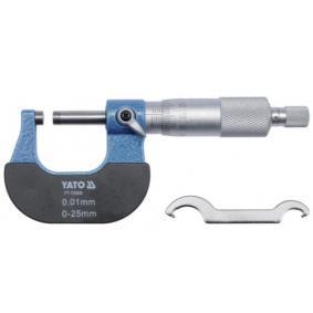 YATO Vite micrometrica YT-72300 negozio online