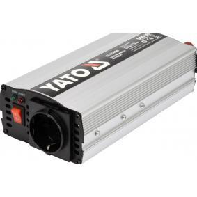 Инвертор на електрически ток за автомобили от YATO: поръчай онлайн