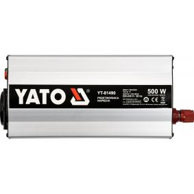 YATO Ondulador de corriente YT-81490 en oferta