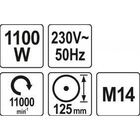 YATO Amoladora angular YT-82100 tienda online