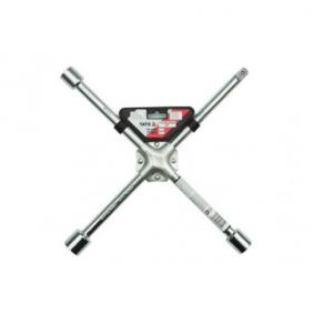 Four-way lug wrench for cars from YATO - cheap price