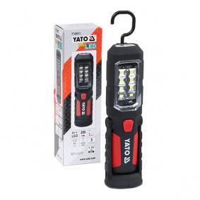 YT-08513 Lámpara de mano de YATO recambios de calidad
