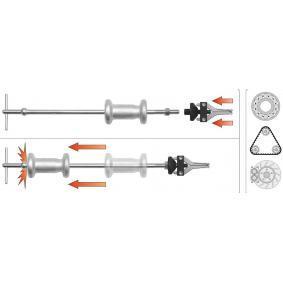 YT-2539 Serie di estrattori a percussione di YATO attrezzi di qualità