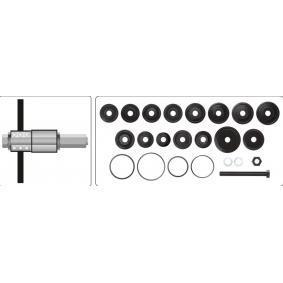 YATO Kit attrezzi montaggio, Mozzo / Cuscinetto ruota YT-2541 negozio online