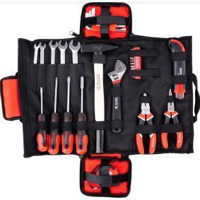 Kit de herramientas YT-39280 YATO