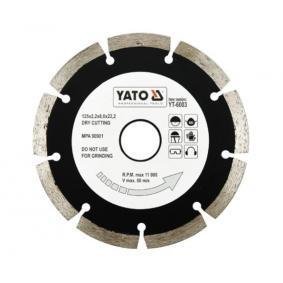 Trennscheibe, Winkelschleifer YT-6003 YATO