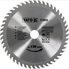 YATO Trennscheibe, Winkelschleifer YT-6058 Online Shop