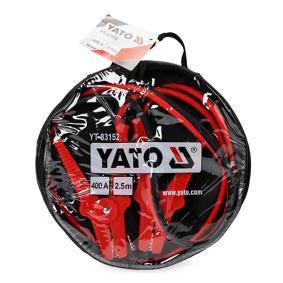 Startkablar för bilar från YATO: beställ online