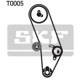 Zahnriemensatz SKF Art.No - VKMA 01000 OEM: 6K0198002 für VW, AUDI, SKODA, SEAT kaufen