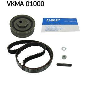 Zahnriemensatz SKF Art.No - VKMA 01000 OEM: 026109243A für VW, AUDI, SKODA, SEAT, PORSCHE kaufen