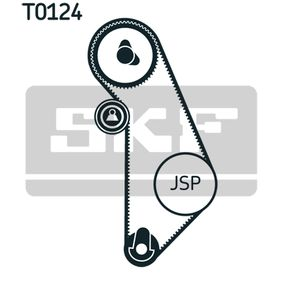 Zahnriemensatz SKF Art.No - VKMA 01009 OEM: 026109119B für VW, AUDI, SKODA, SEAT kaufen
