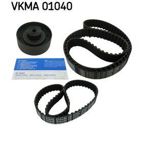 Zahnriemensatz SKF Art.No - VKMA 01040 OEM: 075109119B für VW, AUDI, CUPRA kaufen