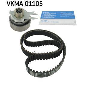 Zahnriemensatz SKF Art.No - VKMA 01105 OEM: 030109119F für VW, AUDI, CUPRA kaufen