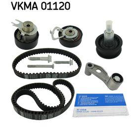 Zahnriemensatz SKF Art.No - VKMA 01120 OEM: 036109181A für VW, AUDI, SKODA, SEAT, PORSCHE kaufen