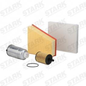 STARK SKFS-1880164 Filter Set OEM - 071115562C AUDI, BEDFORD, HONDA, MITSUBISHI, SEAT, SKODA, VW, VAG, FIAT / LANCIA, VAICO cheaply