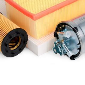 RIDEX 4055F0165 Филтър к-кт OEM - 045115466C AUDI, HONDA, SEAT, SKODA, VW, VAG евтино