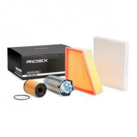 Filter Set RIDEX Art.No - 4055F0165 OEM: 045115466A for VW, AUDI, SKODA, SEAT, CHRYSLER buy