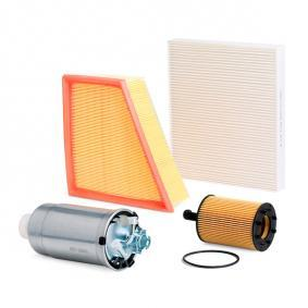 RIDEX Filter Set 071115562A for VW, AUDI, SKODA, SEAT, SMART acquire