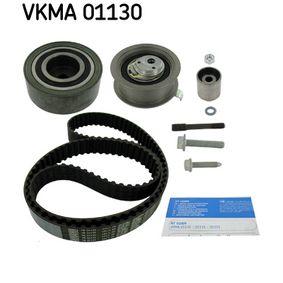 Zahnriemensatz SKF Art.No - VKMA 01130 OEM: 038109243F für VW, AUDI, SKODA, SEAT kaufen