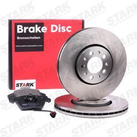 6R0615301D für VW, AUDI, SKODA, SEAT, Bremsensatz, Scheibenbremse STARK (SKBK-1090361) Online-Shop
