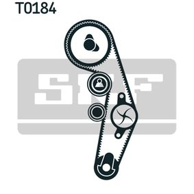 Zahnriemensatz SKF Art.No - VKMA 01143 OEM: 1250636 für FORD, SKODA kaufen