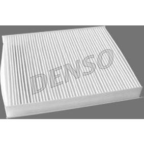 Pollen filter (DCF473P) producer DENSO for HONDA CIVIC VIII Hatchback (FN, FK) year of manufacture 09/2005, 83 HP Online Shop