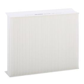 DENSO Filtro aire habitáculo DCF473P