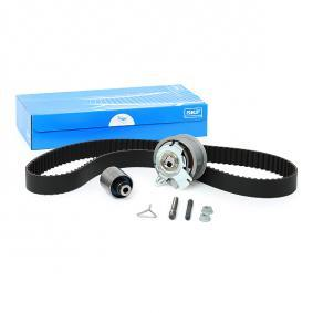 SKF Zahnriemen und Zahnriemensatz VKMA 01250 für AUDI A3 1.9 TDI 105 PS kaufen