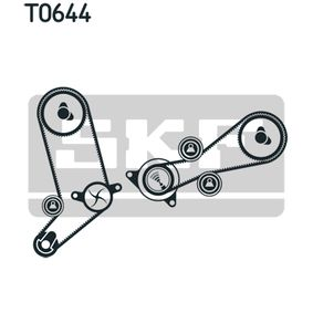 Zahnriemensatz SKF Art.No - VKMA 01270 OEM: 9179393 für VOLVO kaufen