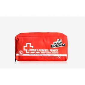 BRUMM Kit de primeros auxilios para coche ACBRAD001 en oferta