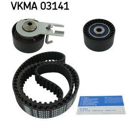 Zahnriemensatz SKF Art.No - VKMA 03141 OEM: 1282373J00 für NISSAN, CITROЁN, SUZUKI, BEDFORD kaufen