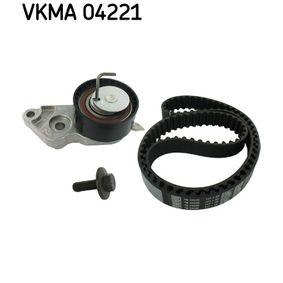 Zahnriemensatz SKF Art.No - VKMA 04221 OEM: 1E0512205 für MAZDA, MERCURY kaufen