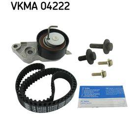 Zahnriemensatz SKF Art.No - VKMA 04222 OEM: 1E0512205 für MAZDA, MERCURY kaufen