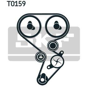 Zahnriemensatz VKMA 06023 SKF