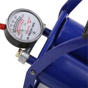 Nožní pumpa CARCOMMERCE originální kvality