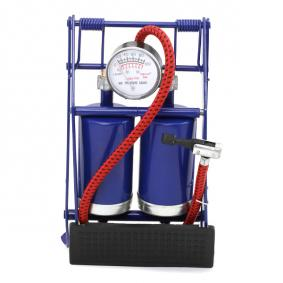 61377 Foot pump for vehicles