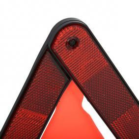 42163 Warning triangle for vehicles