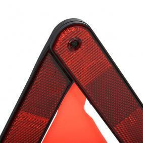 42163 Triangle d'avertissement pour voitures