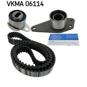 Zahnriemensatz SKF Art.No - VKMA 06114 OEM: 9109601 für OPEL, RENAULT, VAUXHALL, PLYMOUTH kaufen