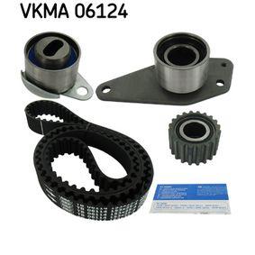 Zahnriemensatz SKF Art.No - VKMA 06124 OEM: 9109601 für OPEL, RENAULT, VAUXHALL, PLYMOUTH kaufen