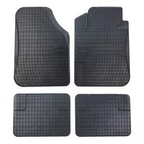 0011 Ensemble de tapis de sol pour voitures